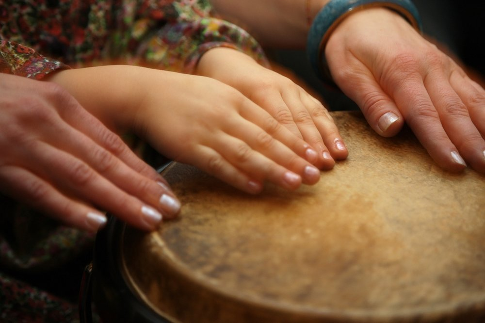Copy of Hand Percussion Lessons