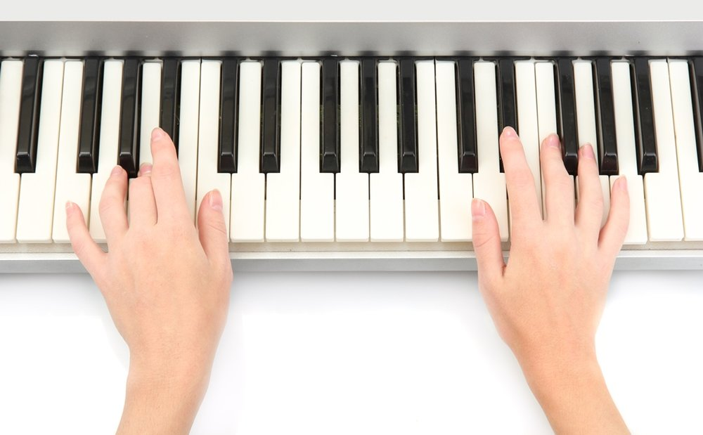 Copy of Keyboard Lessons