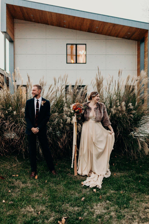 Allison & Darren -