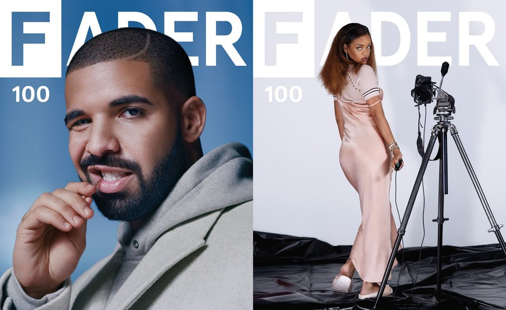 "<a href=""http://www.thefader.com/magazine/100"" target=""_Blank"">THE FADER'S 100th ISSUE</a>"
