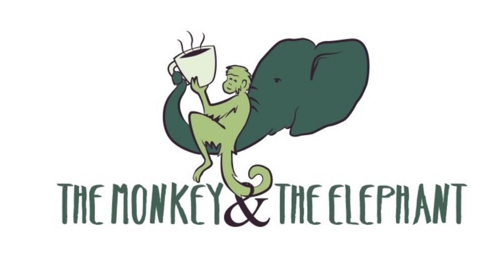 The Monkey & The Elephant