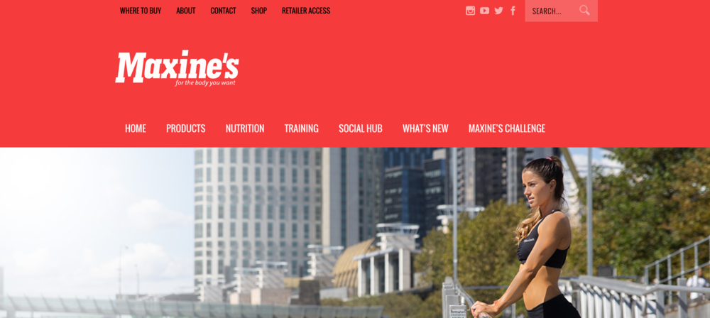 Maxine's Website Project Management | Site Curation