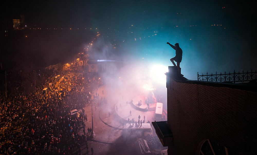 Photo Courtesy | Dan Didenko | The Kiev Revolution
