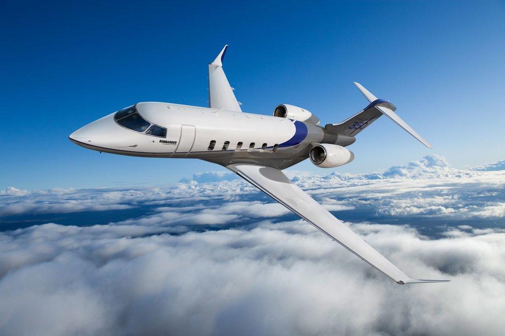 Flightforce business aviation bombardier challenger 350