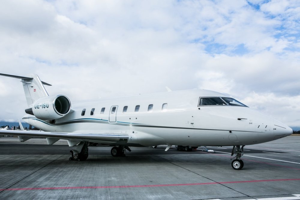 """CHALLENGER CL605<a href=""""/bombardier-challenger-605""""></a><strong>BOMBARDIER</strong>"""