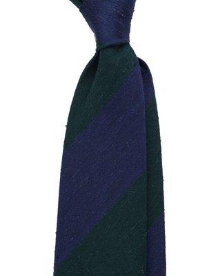 0e38cc3c7ea6 Light Blue Shantung Silk Tie. 80.00. Quick View. Navy & Green Block  Stripe Shantung ...