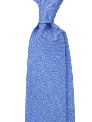 c3979f7cf3a1 Light Blue Shantung Silk Tie ...