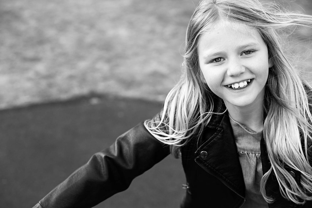 Child Portrait - Black and White - Bedford - Lifestyle.jpg