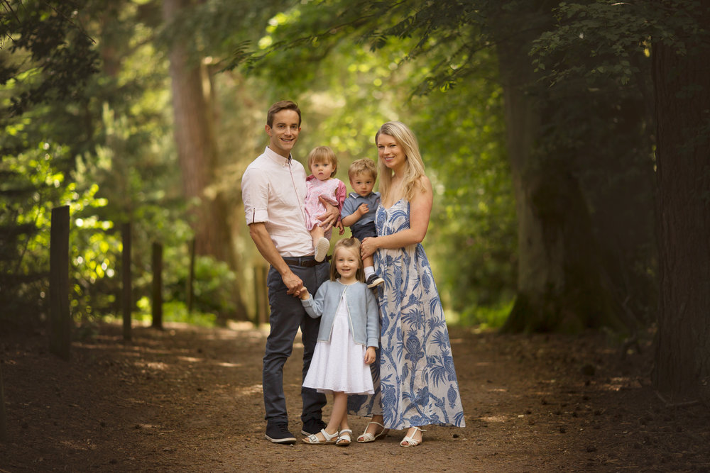 Outdoor Family Photoshoot - Bedford Photographer.jpg