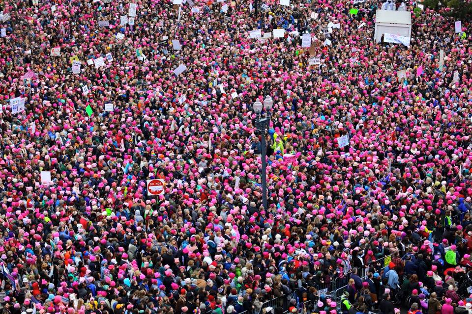 Women's March on Washington- January 21, 2017