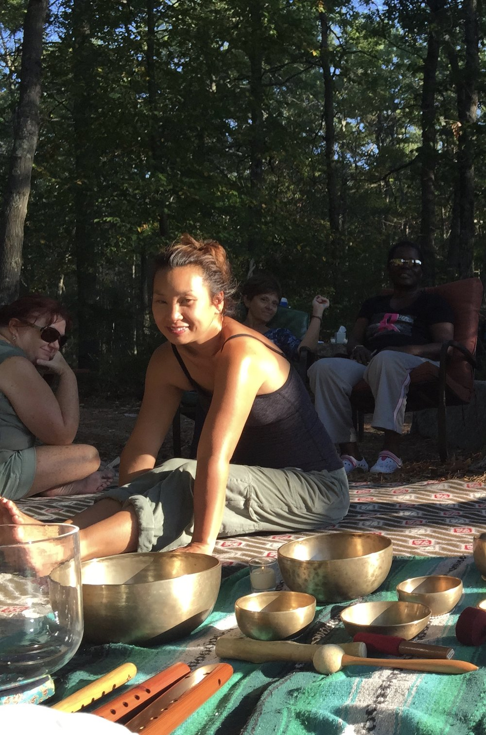 Shin Ae, August 2015- Oncology Retreat, Exeter, RI