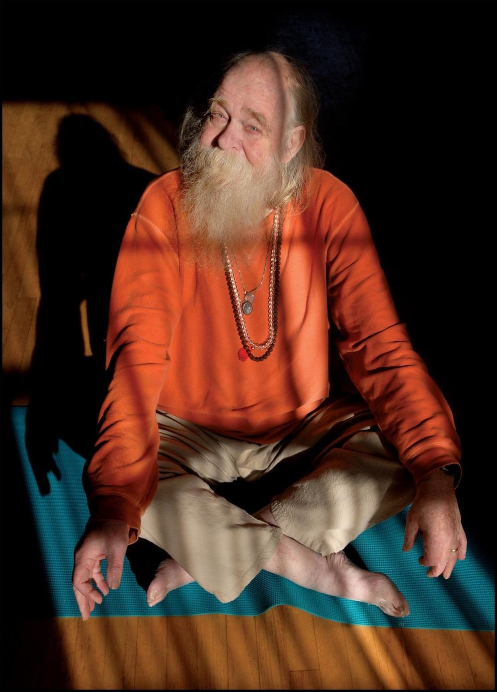 My dear Sanskrit teacher Swami Shivananda Sarasvati… I miss you.