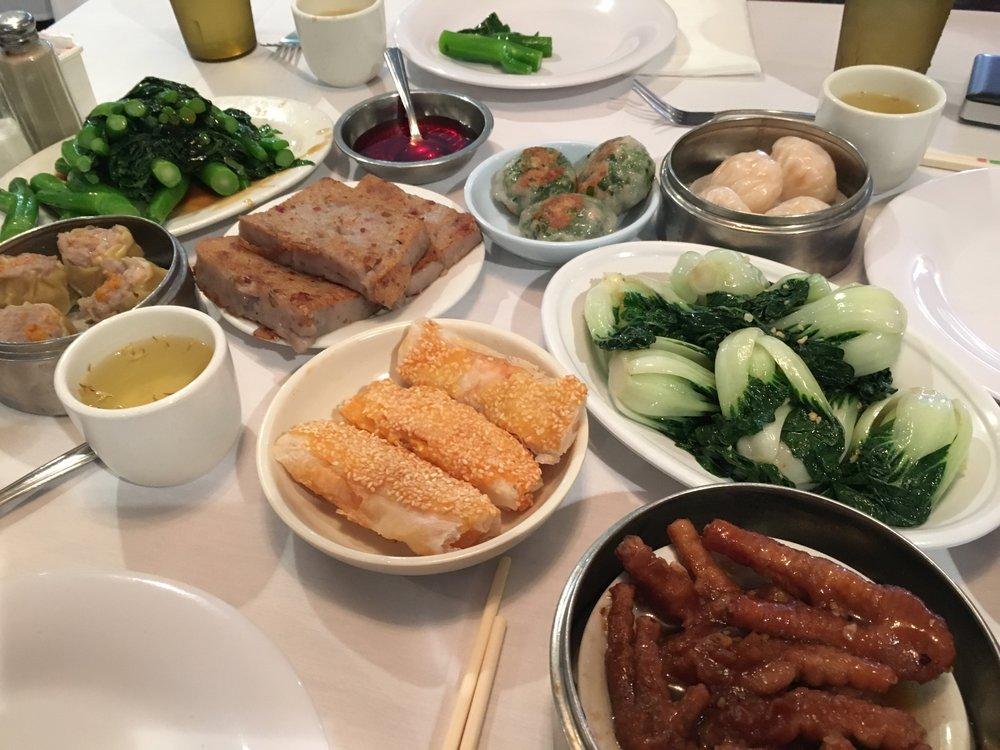 Breakfast + Lunch (Dim Sum) Mon-Fri - 11am-3pm, Sat-Sun - 10am-3pm