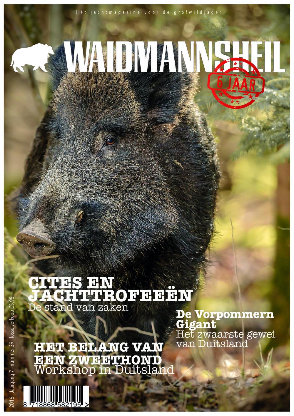 ZandBij_WMH39_cover