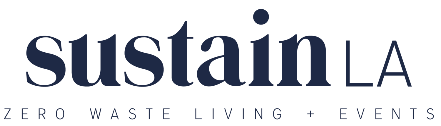 Sustain LA | Zero Waste Living + Events