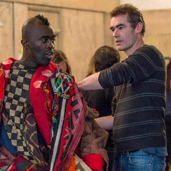 DRESS REHEARSAL - RUFUS NORRIS AND SOLA AKINGBOLA