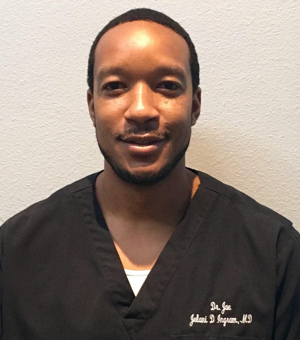 Jelani Ingram, MD