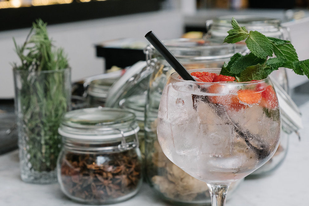 Gin & Tonic Bar, Foodhallen
