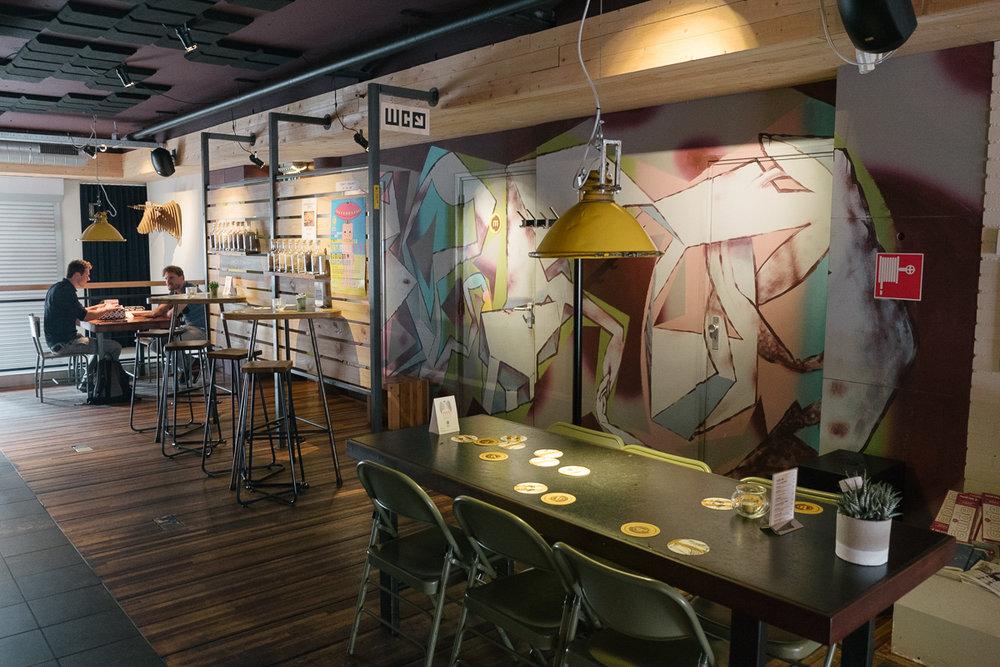Van Moll bar, Eindhoven