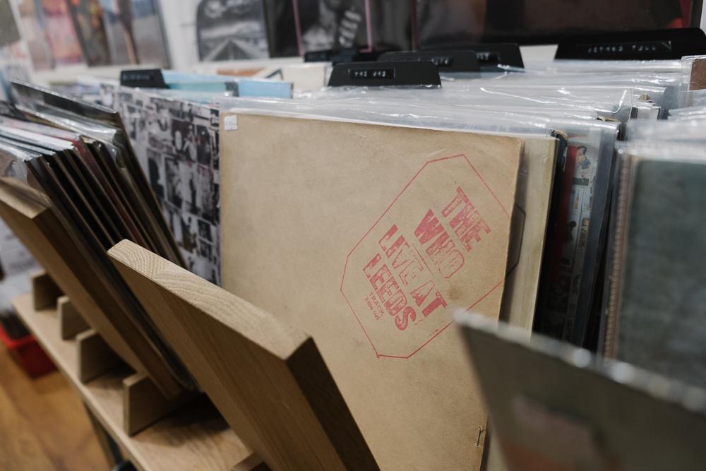 Live At Leeds at Vintage & Vinyl