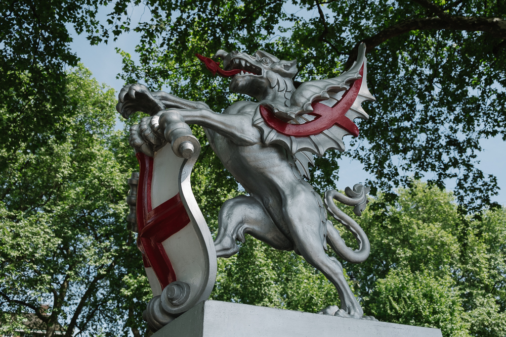 Victoria Embankment Dragon