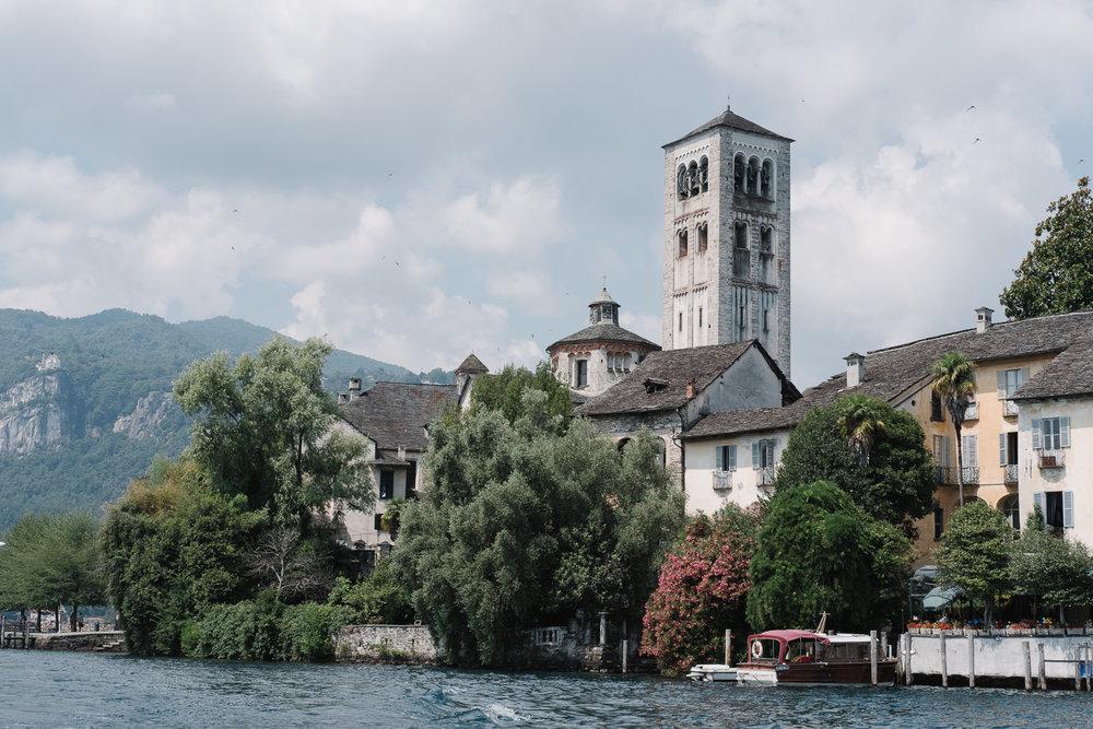 Orta San Giulia