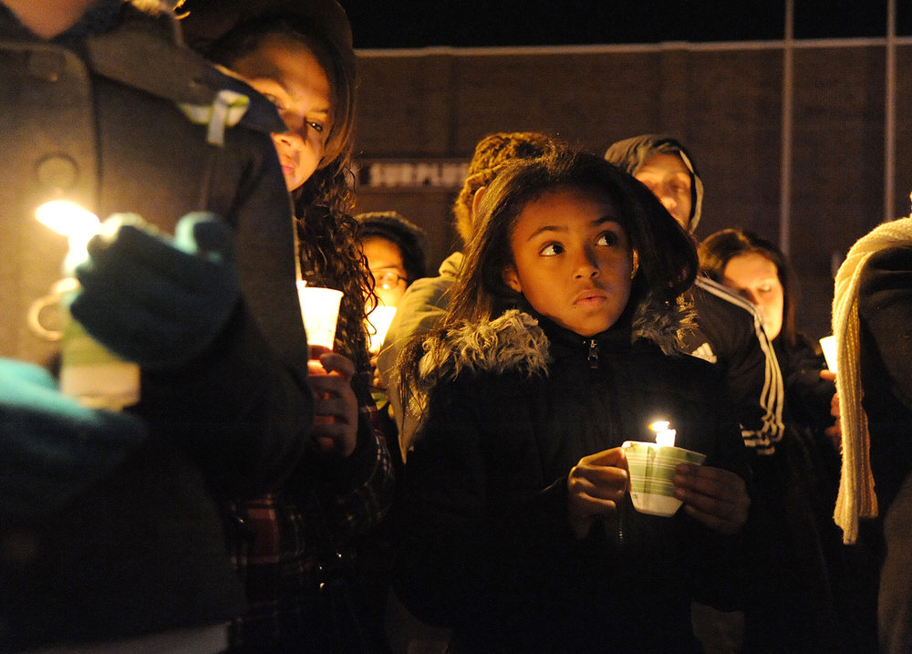 Newtown Vigil