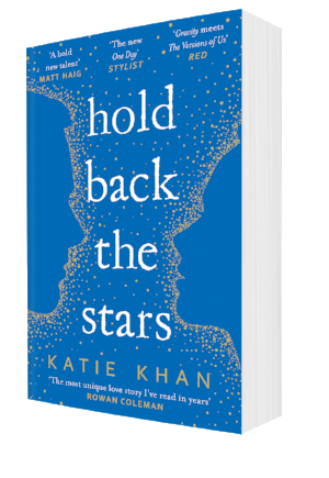 Hold Back the Stars  is available in paperback and hardback now.
