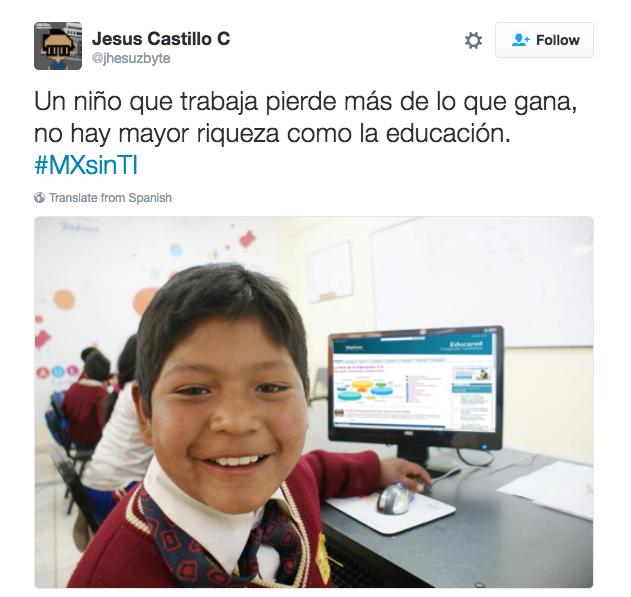 Primer Lugar: Jesús Castillo Castillo