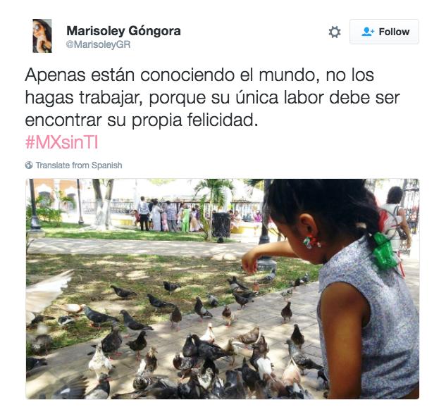 Quinto Lugar: Marisoley Góngora Ríos