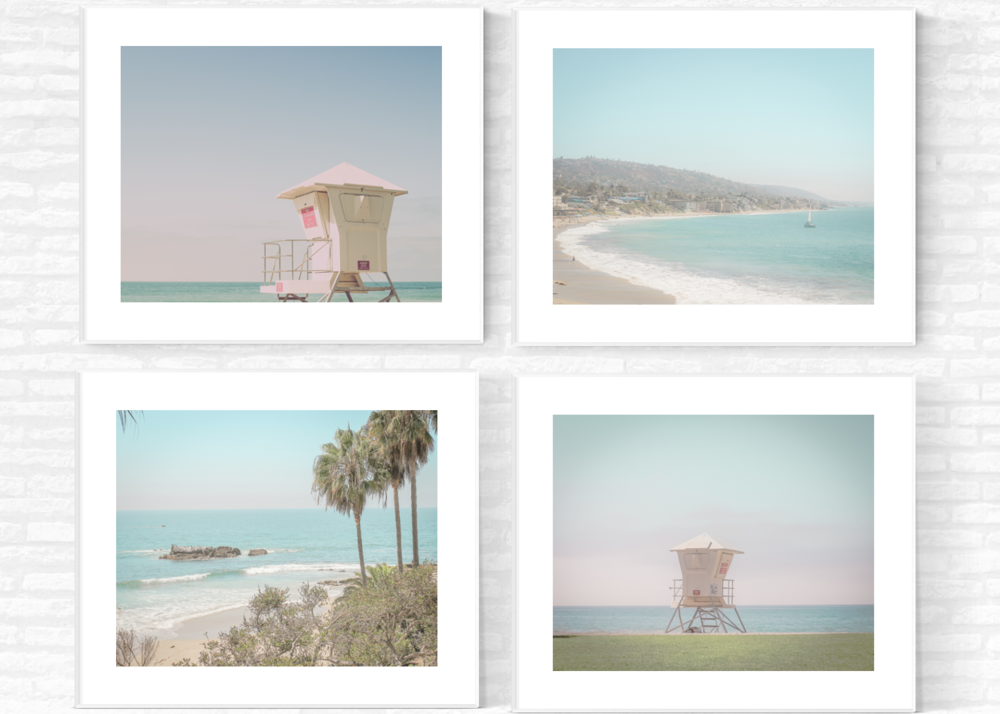 THE LAGUNA BEACH COLLECTION 1 FROM $45 USD