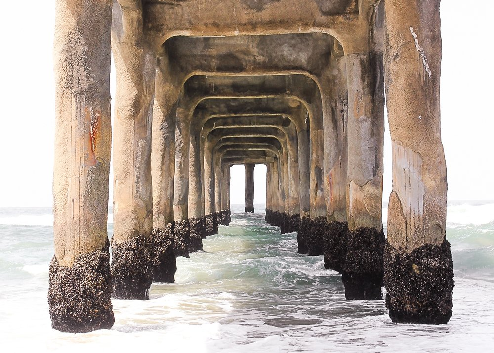 MANHATTAN BEACH PIER FROM $15 USD