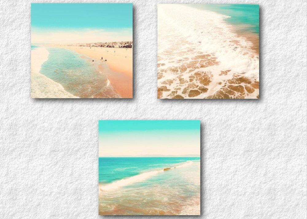 THE SEASIDE SERENITY COLLECTION FROM $64 USD