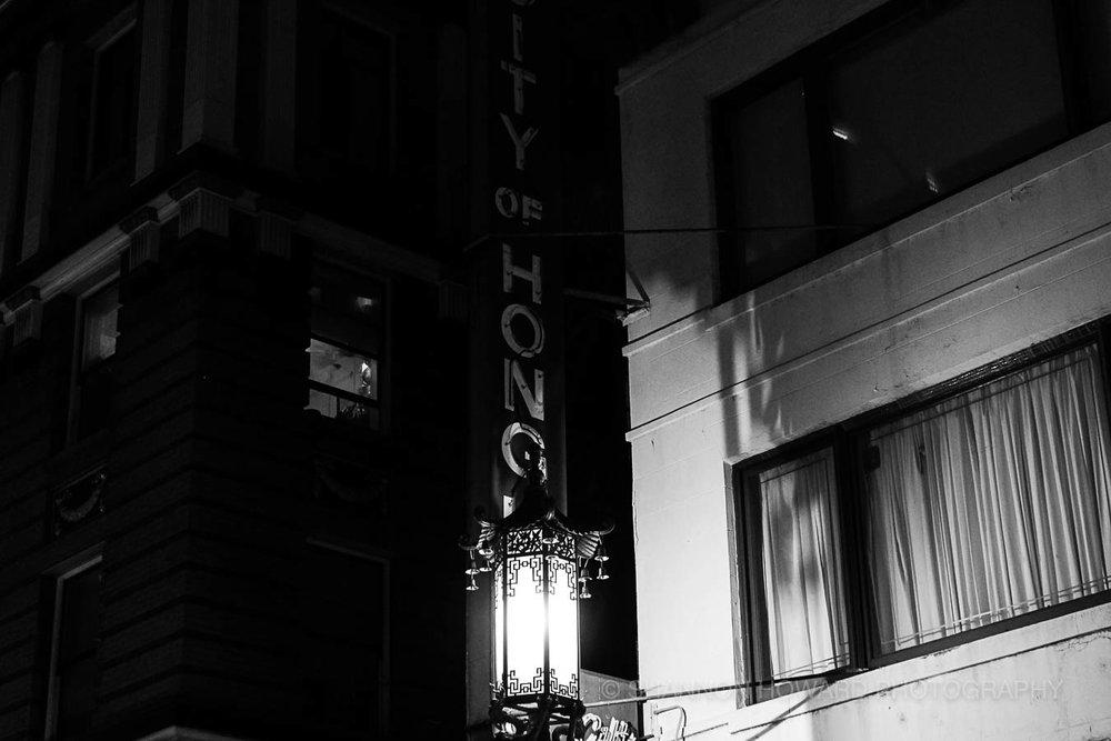 """Little Hong Kong"" -- Chinatown San Francisco, 2017. ©Shannon Howard"