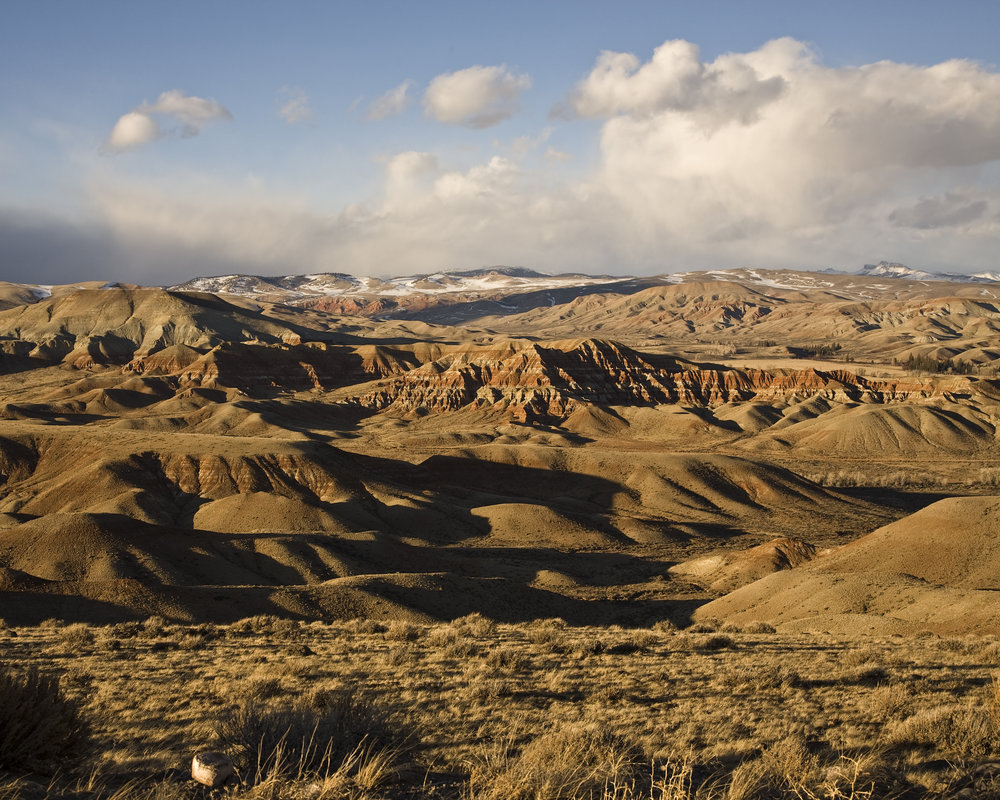 Unsurpassed scenery awaits you in   Dubois, Wyoming!