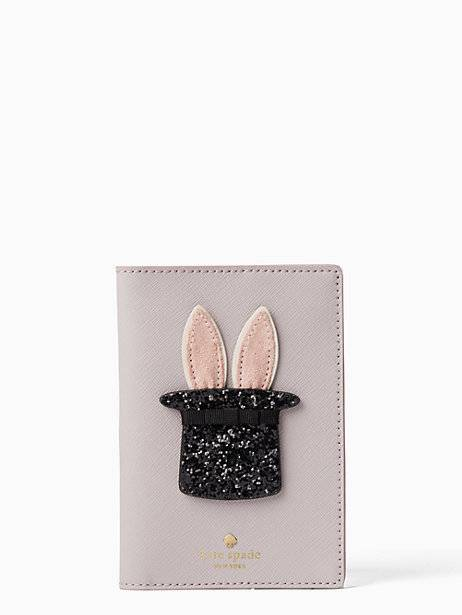 Passport holder!! I love the bunny collection. This is my absolute favorite holder ever!
