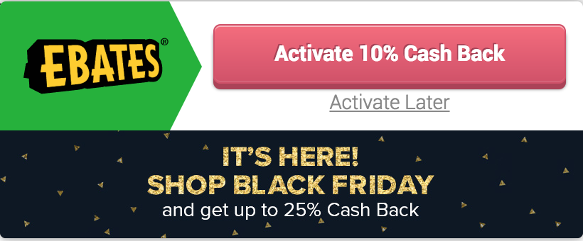 If you don't use Ebates; it's a good time to sign up now !! Click  here
