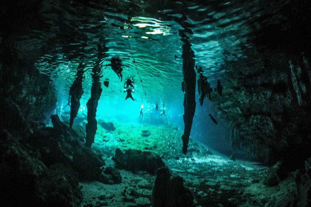 Exploring the Cnote, Mexico