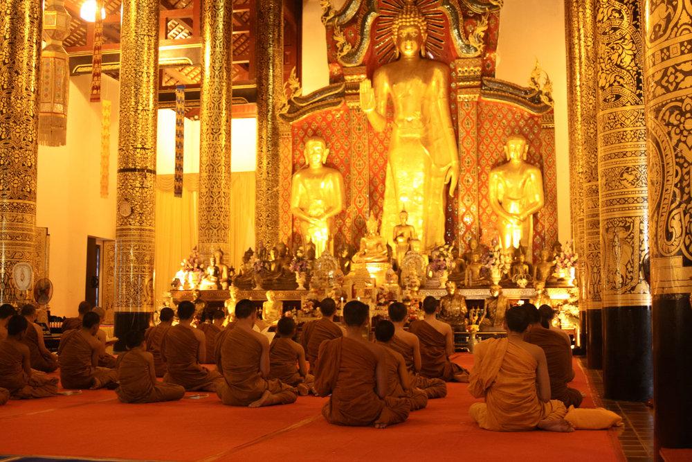Meditation, Thailand