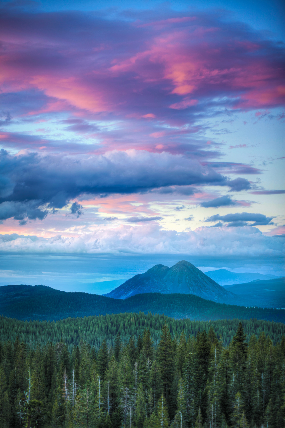 Black Butte, California