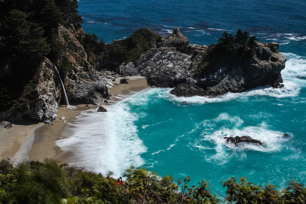 McWay Falls, Julia Pfeiffer Burns, California