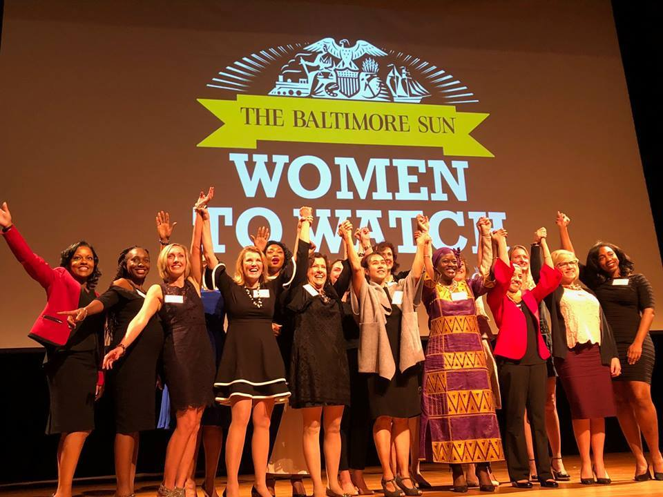 In October 2018, Brittany was named the Baltimore Sun's 25 Women to Watch in 2018.