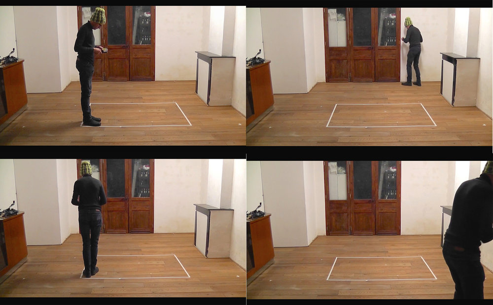 9 Greig Burgoyne 'Quadraturin' performance 3 La Confection Idéale France.'Count walk,measure,record then follow', Body & iphone.jpg