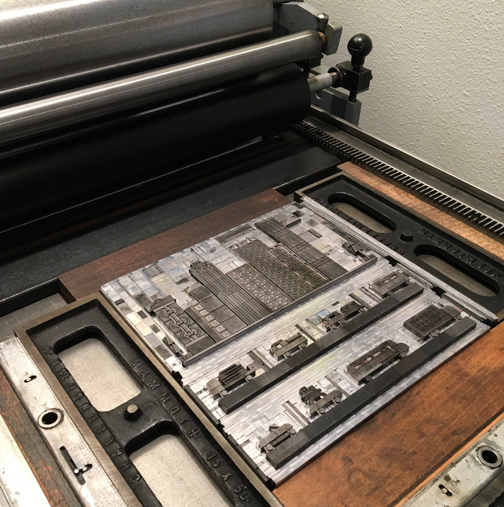 PRINTING PROJECTS