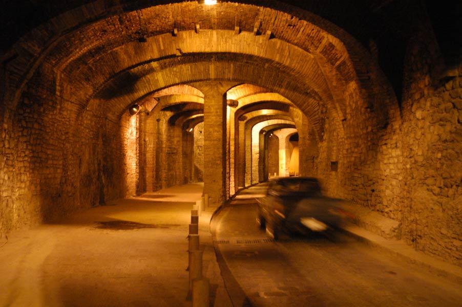 Street Tunnels