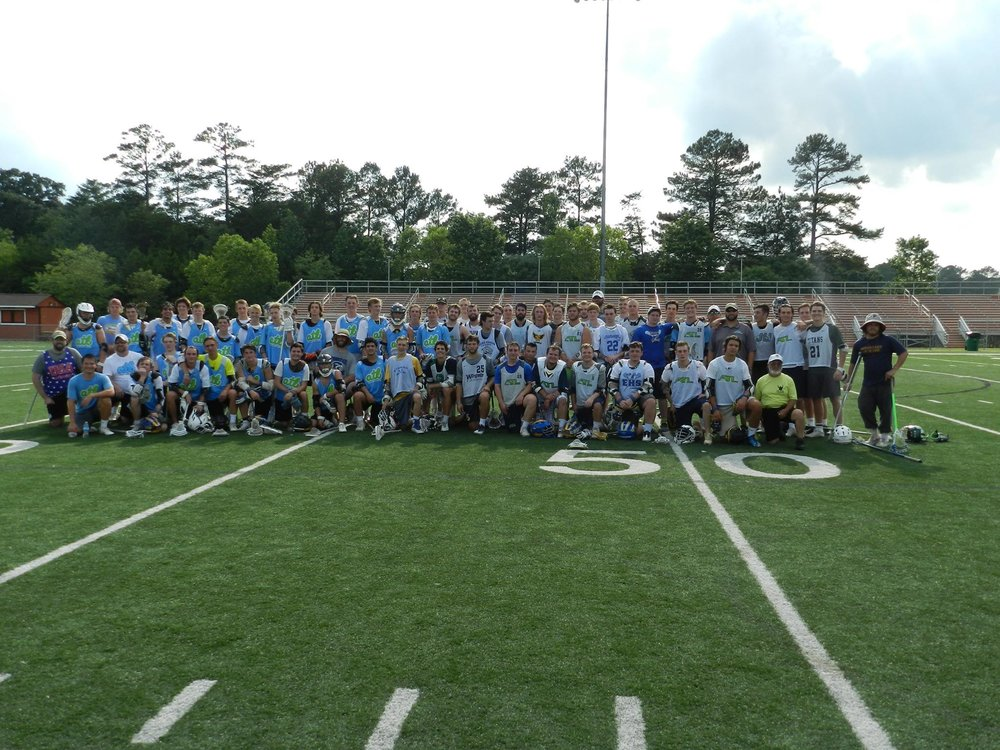 May 27, 2017 - 1st MCG20 Alumni Lacrosse Game