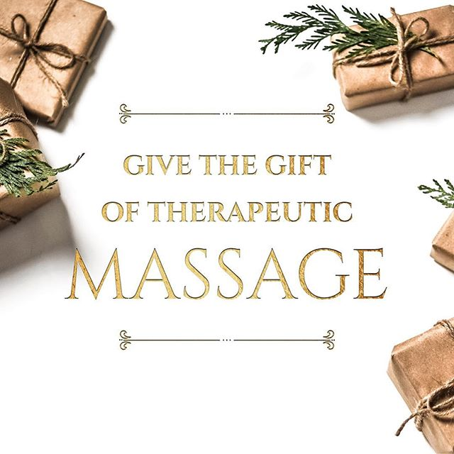 Buy Two Gift Certificates, Get 50% Off Your Third! 🎄🙌🏻❄️ Or purchase the Holiday Bundle and use them for yourself.  #nojudgement #happyholidays #therapeuticmassage #massage #giftcertificates #warwickmassage #rhodeislandmassage
