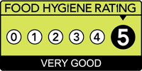 Food Standards Agency Food Hygiene Rating 5 Very Good