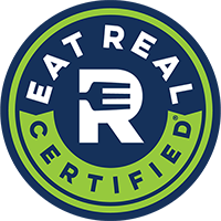 EAT REAL CERTIFIED