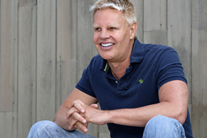 Mike Jeffries, CEO of Hollister